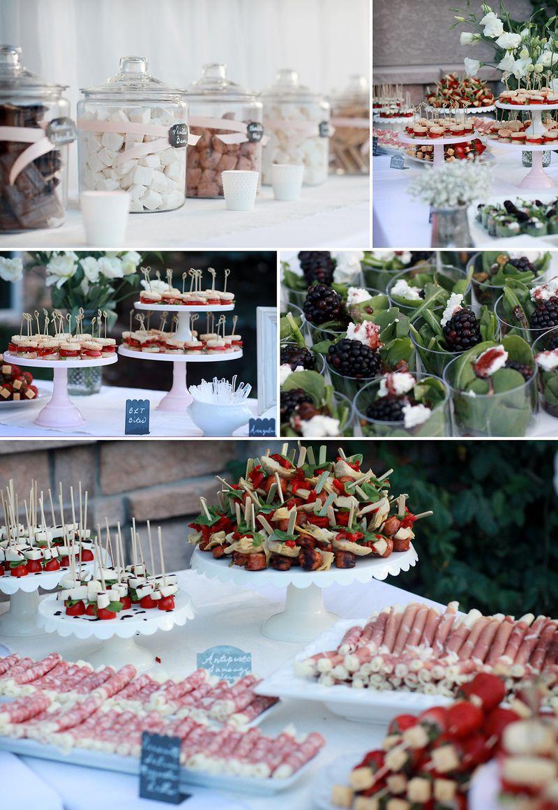Webfood collage